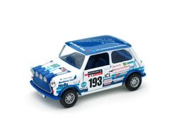1994 RAC RALLY MINI #193 BRITISH GAS