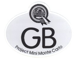 GB (PROJECT MINI MONTE CARLO) 115mm