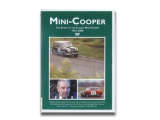MINI-COOPER The Story of The Classic MINI-COOPER DVD