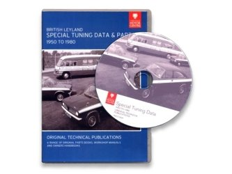 Special Tuning Data and Parts(50-80) CD