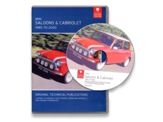 Mini Saloons and Cabriolet(1985-2000) CD