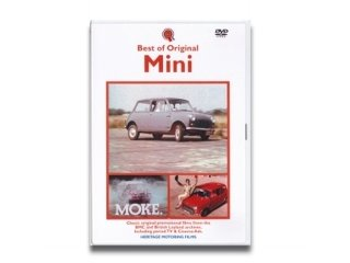BEST of Original MINI DVD