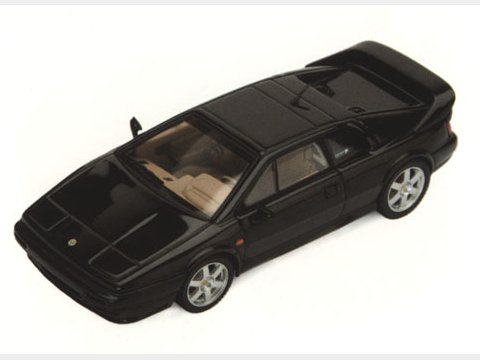 Lotus Esprit V8-Black