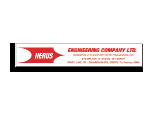 Nerus Engineering Company ウィンドステッカー