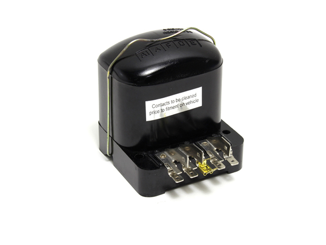 Dummy Control Box for use with Dynalite alternators