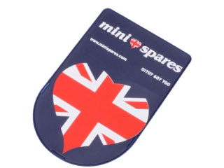 TAX DISC HOLDER UNION JACK