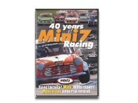 40years of Racing MINI DVD