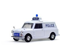 Ayrshire Constabulary Morris Mini Van 1/43 スケール